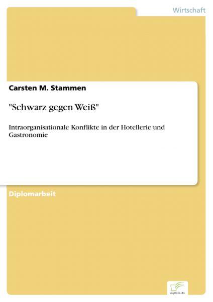 """""""Schwarz gegen Weiß"""""""