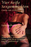 Vier heiße Sexgeschichten - Sammelband 2
