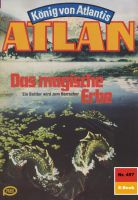 Atlan 497: Das magische Erbe (Heftroman)