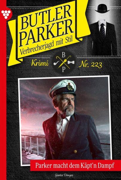 Butler Parker 223 – Kriminalroman