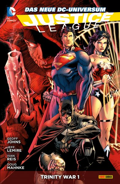 Justice League, Bd. 5: Trinity War 1 (von 2)