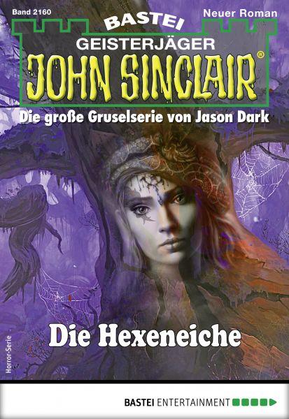 John Sinclair 2160 - Horror-Serie