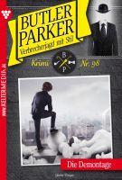 Butler Parker 98 - Kriminalroman
