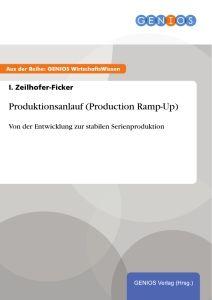 Produktionsanlauf (Production Ramp-Up)