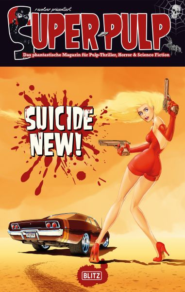 Super-Pulp 01: Suicide New