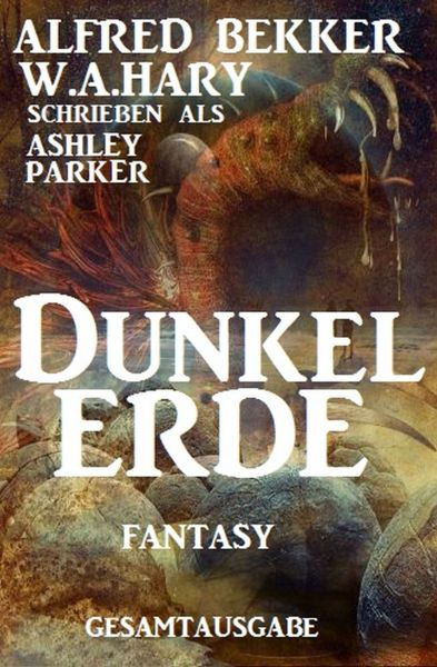 Ashley Parker Fantasy - Dunkelerde