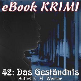 Krimi 042: Das Geständnis