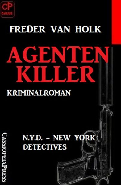 Agentenkiller: N.Y.D. – New York Detectives