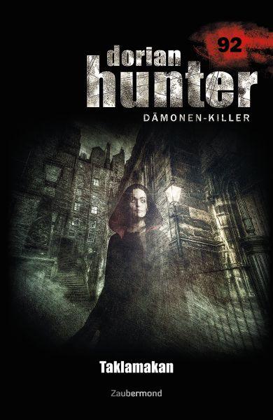 Dorian Hunter 92 - Taklamakan