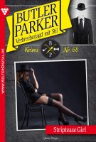 Butler Parker 68 - Kriminalroman