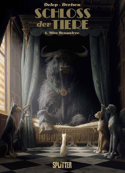Schloss der Tiere. Band 1