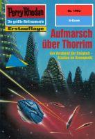 Perry Rhodan 1992: Aufmarsch über Thorrim (Heftroman)
