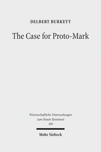 The Case for Proto-Mark