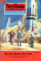 Perry Rhodan 210: Auf den Spuren der CREST (Heftroman)