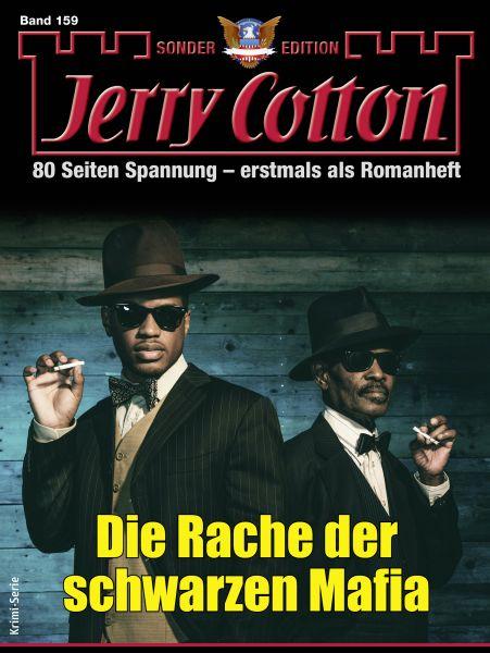 Jerry Cotton Sonder-Edition 159 - Krimi-Serie