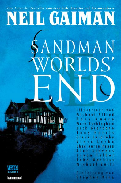 Sandman, Band 8 - Worlds' End