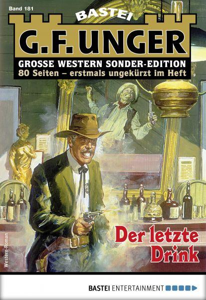 G. F. Unger Sonder-Edition 181 - Western