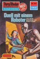 Perry Rhodan 919: Duell mit einem Roboter (Heftroman)