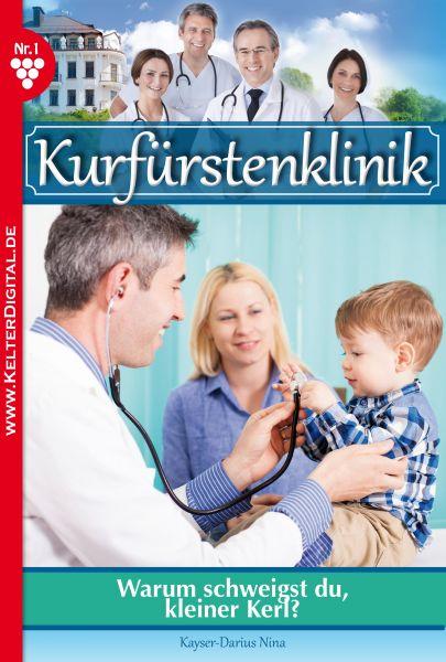 Kurfürstenklinik 1 – Arztroman