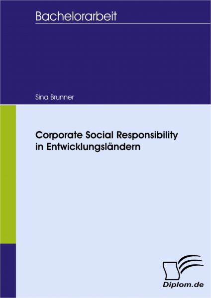 Corporate Social Responsibility in Entwicklungsländern