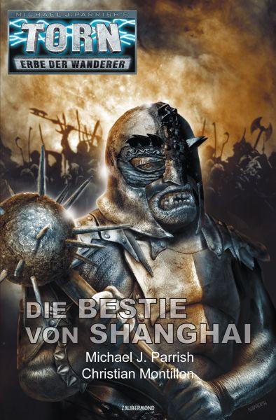 Torn 56 - Die Bestie von Shanghai