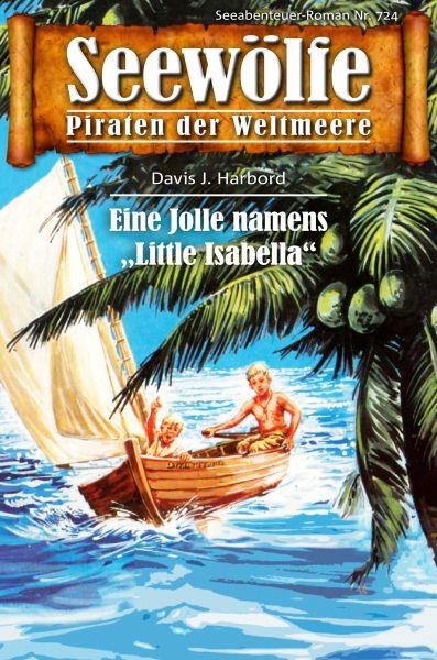 Seewölfe - Piraten der Weltmeere 724