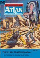 Atlan 10: Planet der Vogelmenschen (Heftroman)