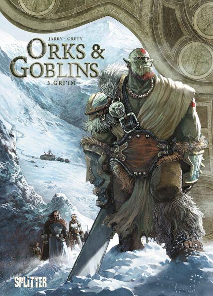 Orks & Goblins. Band 3