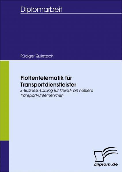 Flottentelematik für Transportdienstleister