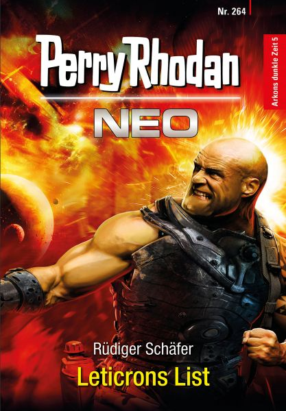Perry Rhodan Neo 264: Leticrons List