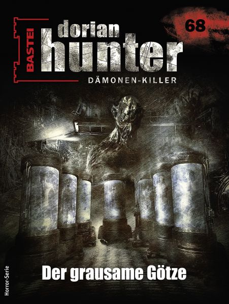 Dorian Hunter 68 - Horror-Serie