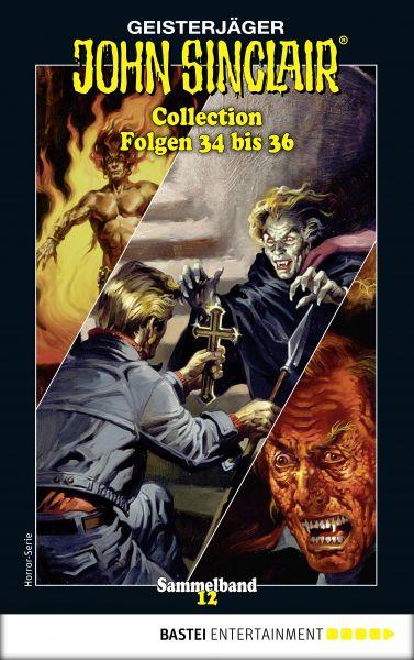John Sinclair Collection 12 - Horror-Serie