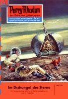 Perry Rhodan 170: Im Dschungel der Sterne (Heftroman)