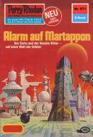 Perry Rhodan 971: Alarm auf Martappon (Heftroman)