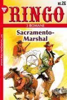 Ringo 3 Romane Nr. 26 - Western