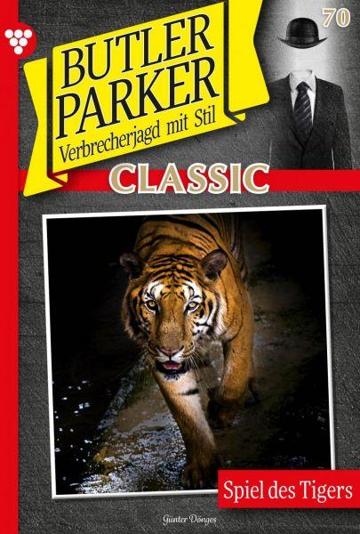 Butler Parker Classic 70 – Kriminalroman