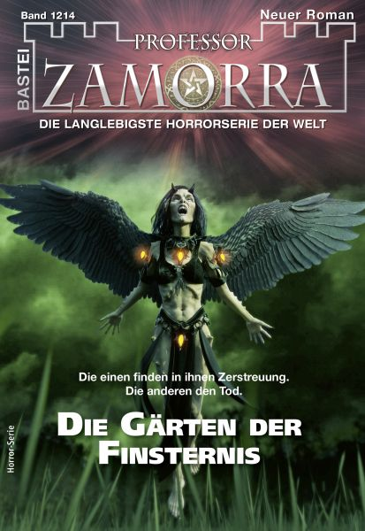 Professor Zamorra 1214 - Horror-Serie