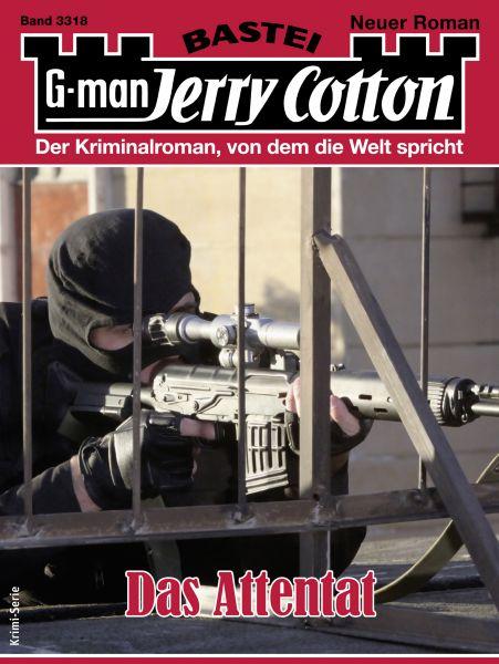Jerry Cotton 3318 - Krimi-Serie
