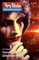 Planetenroman 97 + 98: Coucoulou, der Clown / Zeitschiene Midas