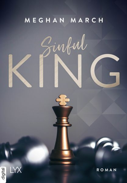 Cover Meghan March: Sinful King