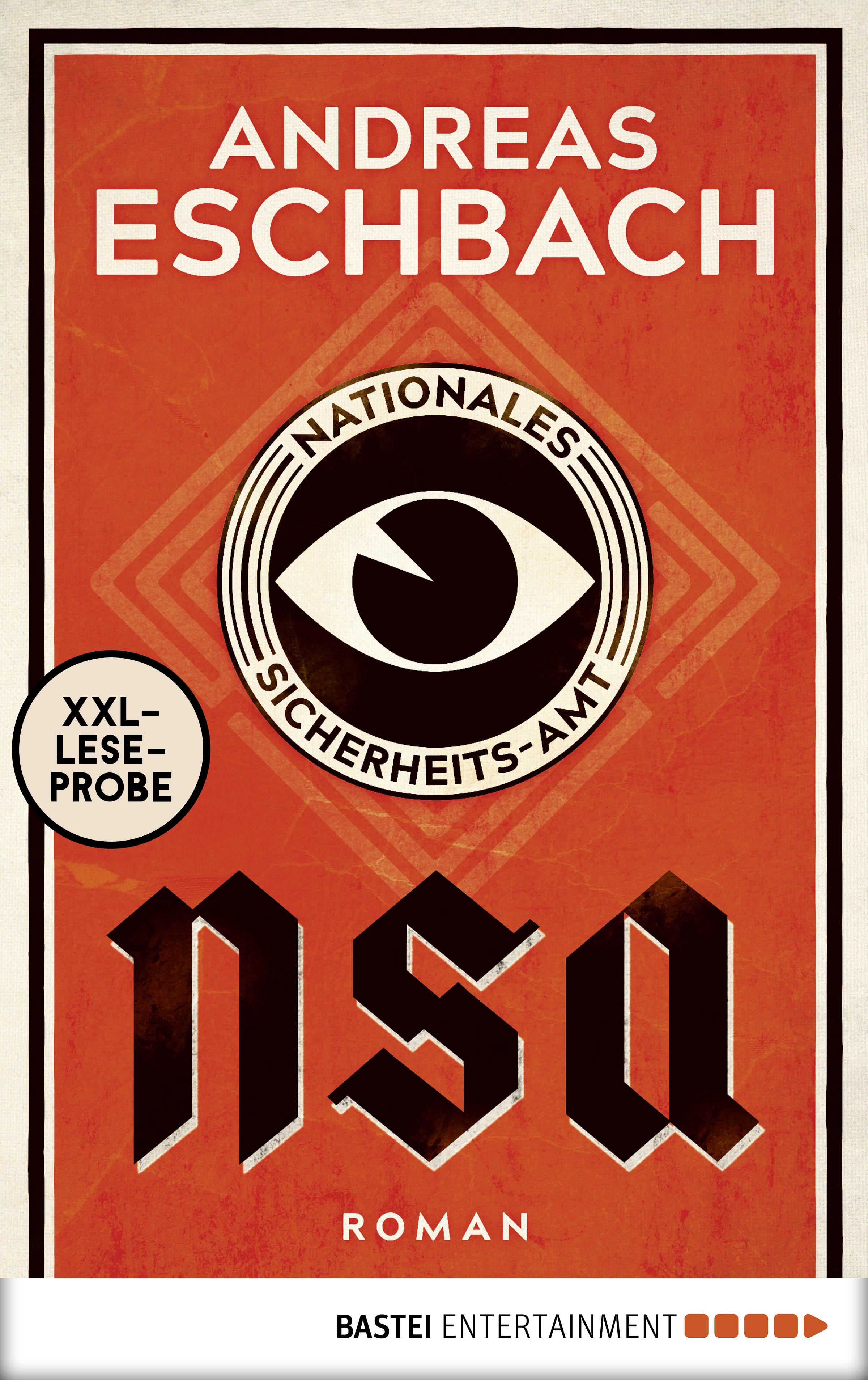 Xxl Leseprobe Nsa Nationales Sicherheits Amt Andreas Eschbach Bastei Lubbe