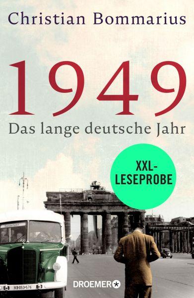 XXL-Leseprobe: 1949