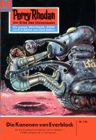 Perry Rhodan 134: Die Kanonen von Everblack (Heftroman)