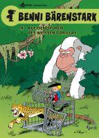 Benni Bärenstark Bd. 14: Auf den Spuren des weißen Gorillas