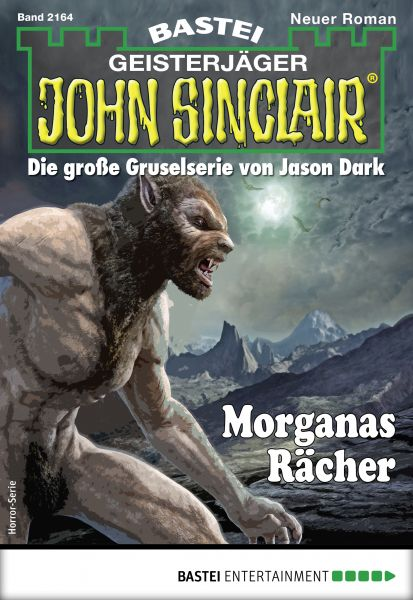 John Sinclair 2164 - Horror-Serie