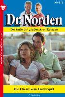 Dr. Norden 616 - Arztroman