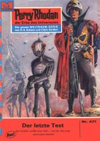 Perry Rhodan 471: Der letzte Test (Heftroman)