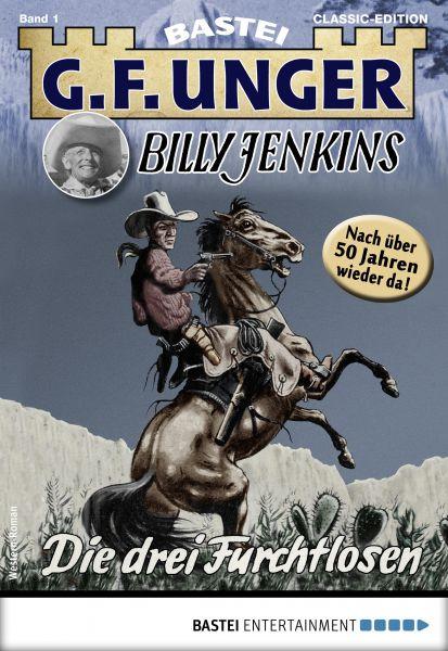 G. F. Unger Billy Jenkins 1 - Western