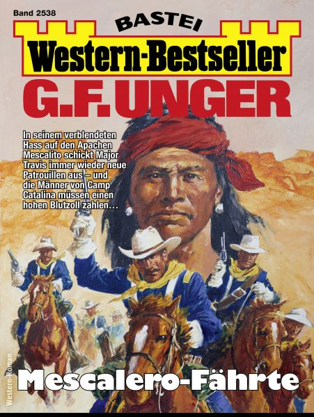 G. F. Unger Western-Bestseller 2538