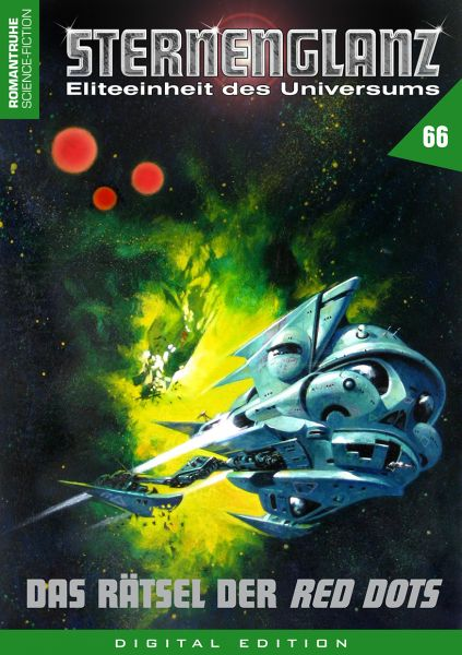 "Sternenglanz 66 - Das Rätsel der ""Red Dots"""